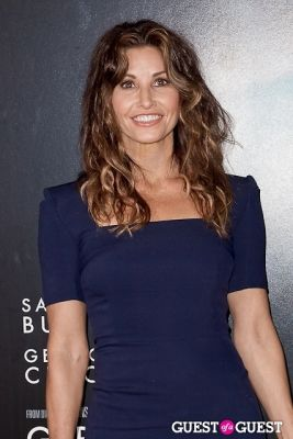 gina gershon in New York Movie Premiere of GRAVITY