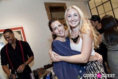 liz figel in Matt Bernson Celebrates Fashion's Night Out 2012
