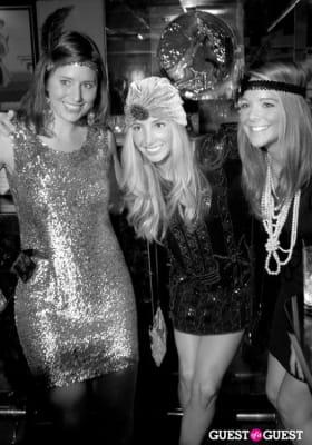 ginni mac-neil in Great Gatsby Gala