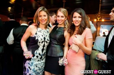 claire ferguson in Hot 100 Party @ Capitale