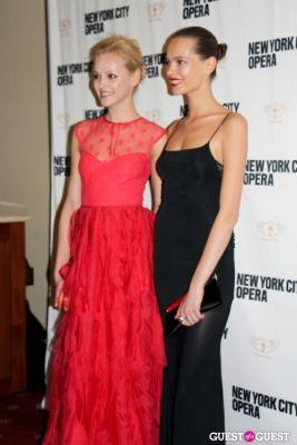 ginta lapina in New York City Opera Spring Gala 2013