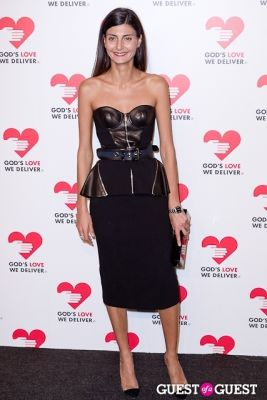 giovanna battaglia in God's Love We Deliver 2013 Golden Heart Awards