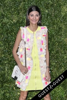 giovanna battaglia in Chanel's Tribeca Film Festival Artists Dinner
