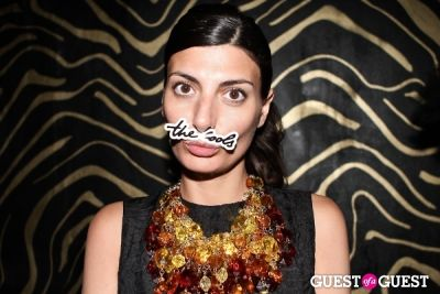 giovanna battaglia in The Cools Opening Party at 415