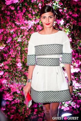 giovanna battaglia in Chanel Hosts Eighth Annual Tribeca Film Festival Artists Dinner