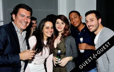 brendan broadbin in Dom Vetro NYC Launch Party Hosted by Ernest Alexander