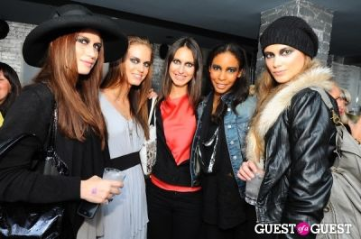 giselle reinberg in The King Collective And Ivana Helsinki After Party