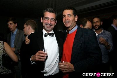 glenn boornazian in World Monuments Fund Gala After Party