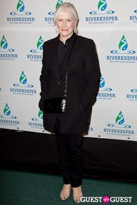 glenn close in Riverkeeper Fishermen's Ball