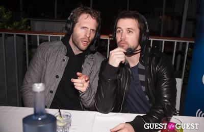glenn howerton in American Harvest Launch Party at Skybar