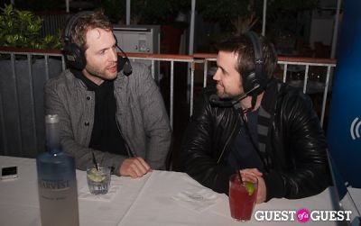 rob mcelhenney in American Harvest Launch Party at Skybar