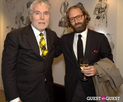 glenn obien in How To Be A Man Book Launch