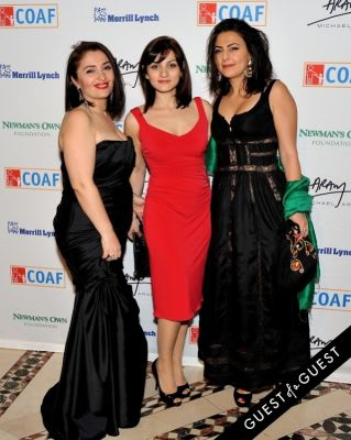 naira aslanian in Children of Armenia Fund 11th Annual Holiday Gala