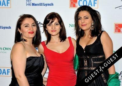 gohar zeitlian in Children of Armenia Fund 11th Annual Holiday Gala