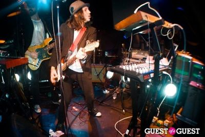 goodfeather in The Roxy: Street Drum Corps' and Cisco Adler