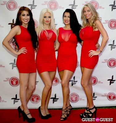 alexis in Jamie Foxx & Breyon Prescott Post Awards Party Presented by Malibu RED