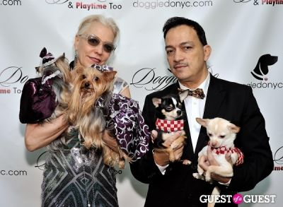 grace forster in Doggie-Do and Playtime Too Canine Couture Fashion Show