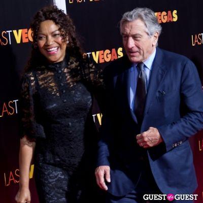 robert deniro in Last Vegas Premiere New York