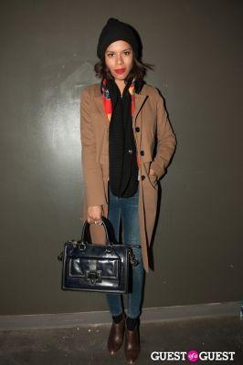 grasie mercedes in NYC Fashion Week FW 14 Street Style Day 2