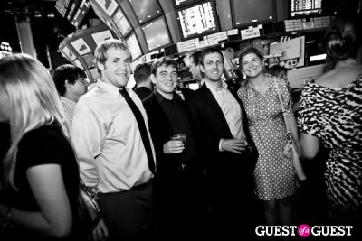ben gardner in AS2YP's Summer Event at the NYSE