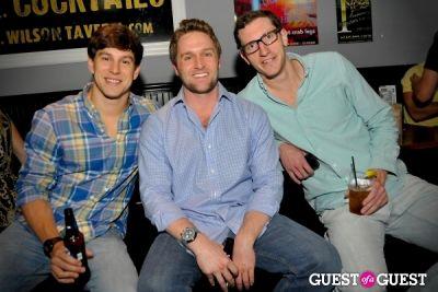 matt brown in Wilson Tavern Celebrates One Year