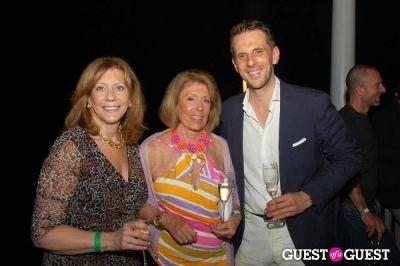 gregoire vogelsang in Vogelsang Gallery After- Hamptons Fair Cocktail Party