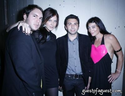 daniel lagrua in Gradient Magazine Party