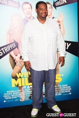 grizz chapman in We're The Millers