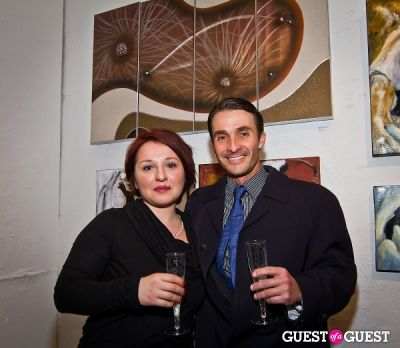 basak malone in The New Collectors Selection Exhibition and Book Launch
