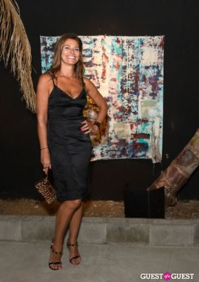 gulla jonsdottir in Preview Party for Billy Zane's Solo Art Exhibition: