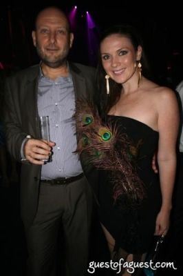 guy jacobson in Marie Claire Global Heroes After Party