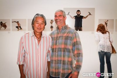 guy okazaki in SURFER DNA - A Portrait Series by Alberto Guglielmi