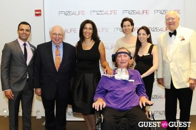 amy jenkins in The 2013 Prize4Life Gala