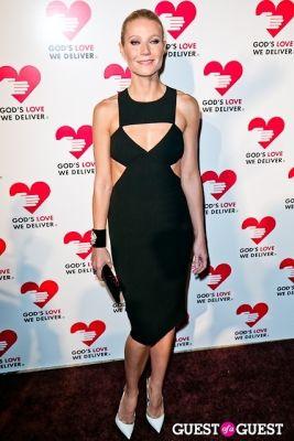 gwyneth paltrow in God's Love Golden Heart Achievement Awards
