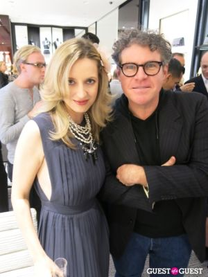 hadley henriette-and-michael-leondas-kirkland in Chanel Bal Harbour Boutique Re-Opening Party And Dinner