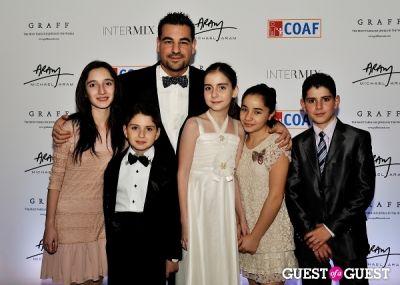 haig boyadjian in Children of Armenia Fund 9th Annual Holiday Gala - gallery 1