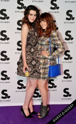 paige middleton in Stylight U.S. launch event