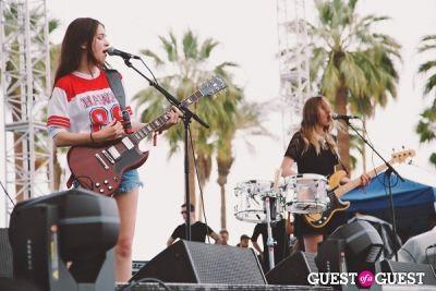 haim in Coachella 2014 Weekend 2 - Friday