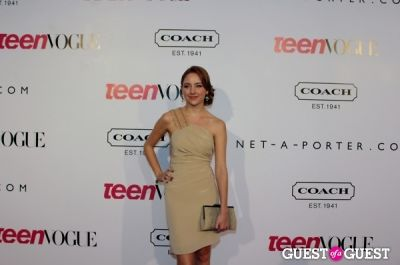 haley ramm in 9th Annual Teen Vogue 'Young Hollywood' Party Sponsored by Coach (At Paramount Studios New York City Street Back Lot)