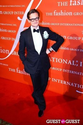 hamish bowles in The Fashion Group International 29th Annual Night of Stars: DREAMCATCHERS