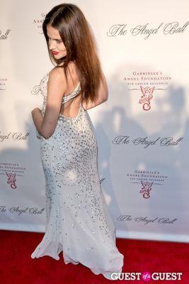 hana nitsche in Gabrielle's Angel Foundation Hosts Angel Ball 2012