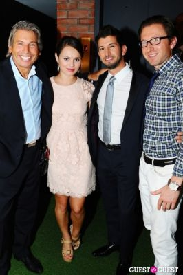 hank -freid in Maria Sharapova Hosts Hamptons Magazine Cover Party At Haven Rooftop at the Sanctuary Hotel