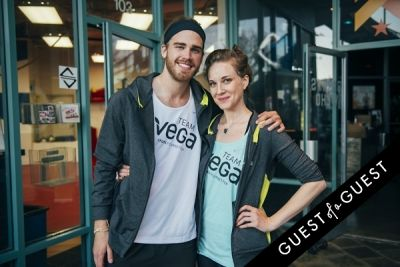 Vega Sport Event at Barry's Bootcamp West Hollywood