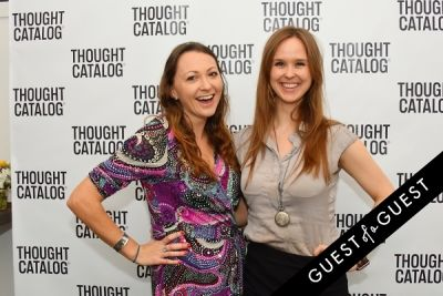 alison preece in Thought Catalog Hosts The Book Launch