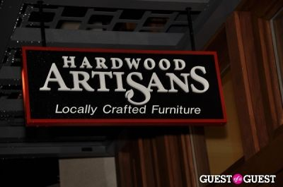 hardwood artisans in Shirlie's Girl's Night Out: Shirlington