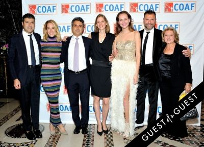 maryam keledjian in COAF 12th Annual Holiday Gala