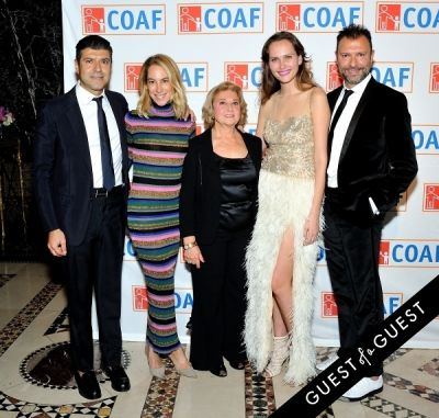 sari keledjian in COAF 12th Annual Holiday Gala