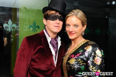 harrison morgan in 5th Annual Masquerade Ball at the NYDC