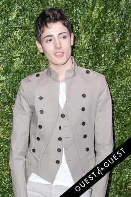 harry brant in Chanel's Tribeca Film Festival Artists Dinner
