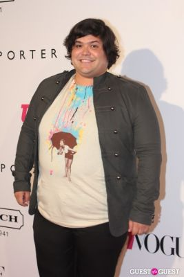 harvey guillen in 9th Annual Teen Vogue 'Young Hollywood' Party Sponsored by Coach (At Paramount Studios New York City Street Back Lot)